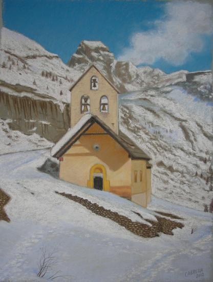 Chapelle de fouillouse 3